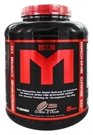 MTS Nutrition - Machine Carb 10 Cookies and Cream - 5 lbs.