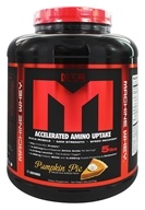 MTS Nutrition - Machine Whey Pumpkin Pie - 5 lbs.