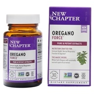 New Chapter - Oregano Force - 30 Vegetarian Capsules