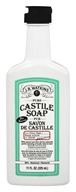 JR Watkins - Pure Castile Liquid Soap Clary Sage - 11 oz.
