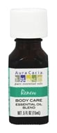 Aura Cacia - Essential Oil Blend Renew Body Care - 0.5 oz.