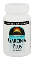 Source Naturals - Garcinia Plus - 60 Tablets