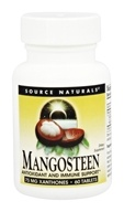 Source Naturals - Mangosteen 75 mg. - 60 Tablets