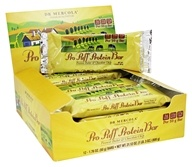 Dr. Mercola Premium Supplements - Pro Puff Protein Bar Peanut Butter & Chocolate Chip - 12 Bars