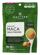 Navitas Naturals - Organic Gelatinized Maca Powder - 4 oz.