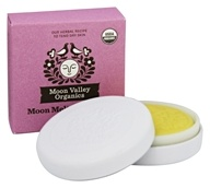 Moon Valley Organics - Moon Melt Lotion Bar Lavender - 1.9 oz.
