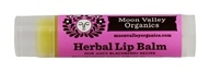 Moon Valley Organics - Herbal Lip Balm Blackberry - 0.15 oz.