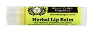 Moon Valley Organics - Herbal Lip Balm Tropical Coconut Lime - 0.15 oz.