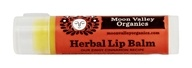Moon Valley Organics - Herbal Lip Balm Cinnamon - 0.15 oz.