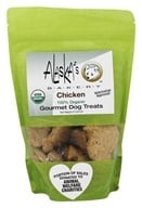 Alaska's Bakery - 100% Organic Gourmet Dog Treats Chicken - 6 oz.