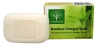 The Healing Tree - All Natural Bamboo Vinegar Soap - 3.52 oz.