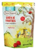 Torie & Howard - Organic Chewie Fruities Candy Chews Meyer Lemon and Raspberry - 4 oz.