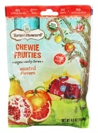 Torie & Howard - Organic Chewie Fruities Candy Chews Assorted Flavors - 4 oz.