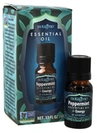 Notagmo - Essential Oil for Energy Peppermint - 0.33 oz.