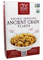 One Degree Organic Foods - Veganic Sprouted Ancient Grain Flakes - 12 oz.