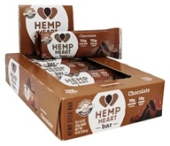 Manitoba Harvest - Hemp Heart Bar Chocolate - 12 Bars