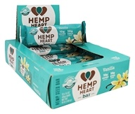 Manitoba Harvest - Hemp Heart Bar Vanilla - 12 Bars