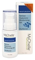 MyChelle Dermaceuticals - Serious Hyaluronic Moisturizing Gel - 1 oz. Serious Hyaluronic Firming Serum