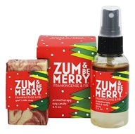 Indigo Wild - Zum & Be Merry Gift Set Frankincense & Fir