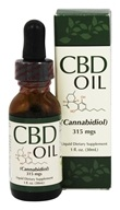Smart Organics - CBD Oil 315 mg. - 1 oz.