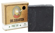 Dr. Squatch - Natural Bar Soap Pine Tar - 5 oz.