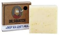 Dr. Squatch - Natural Bar Soap Deep Sea Goat's Milk - 5 oz.