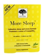 New Nordic - Melissa Dream Sleep Formula - 40 Tablets
