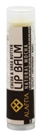 Alaffia - Cocoa & Shea Butter Lip Balm Natural Mocha - 0.15 oz.