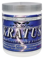 My Way Labs - Kratus Pre Workout Fruit Punch Flavor - 11.1 oz.