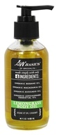S.W. Basics - Body Oil Lemongrass - 4 oz.