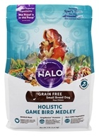 Halo Purely for Pets - Spot's Stew Small Breed Dog Turkey, Duck and Pheasant - 4 lb.