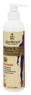 Jadience Herbal Formulas - Muscle & Joint Massage Cream - 8 oz.