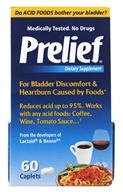 Prelief - Prelief Acid Reducer Dietary Supplement - 60 Caplets