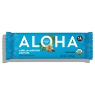 Aloha - Aloha Protein Bar Vanilla Almond Crunch - 2.2 oz.