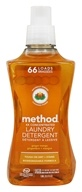 Method - Laundry Detergent 4x Concentrated Ginger Mango - 53.5 oz.
