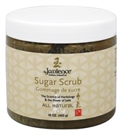 Jadience Herbal Formulas - Sugar Scrub - 16 oz.