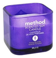 Method - Scented Soy Candle French Lavender - 5 oz.