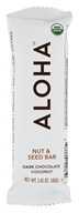 Aloha - Aloha Snack Bar Dark Chocolate Coconut - 1.41 oz.