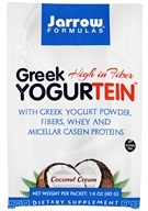 Jarrow Formulas - Gluten-Free Greek Yogurtein Coconut Cream - 1.4 oz.