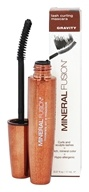 Mineral Fusion - Lash Curling Mineral Mascara Gravity - 0.57 oz.