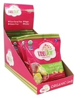 Tru Joy - Organic Original Fruit Chews Cherry, Lemon, Orange & Strawberry Flavors - 2.3 oz.