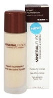 Mineral Fusion - Liquid Mineral Foundation Warm 1 - 1 oz.