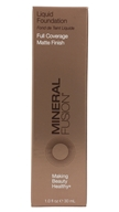 Mineral Fusion - Liquid Mineral Foundation Warm 2 - 1 oz.