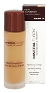 Mineral Fusion - Liquid Mineral Foundation Warm 3 - 1 oz.