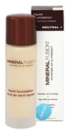 Mineral Fusion - Liquid Mineral Foundation Neutral 1 - 1 oz.