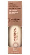 Mineral Fusion - Liquid Mineral Foundation Neutral 2 - 1 oz.