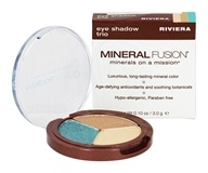 Mineral Fusion - Eye Shadow Trio Riviera - 0.1 oz.
