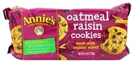 Annie's - Oatmeal Raisin Cookies - 8.4 oz.