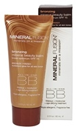 Mineral Fusion - Bronzing Mineral Beauty Balm 15 SPF - 2 oz.