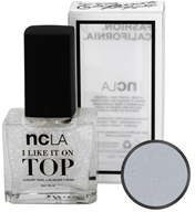 NCLA - Nail Lacquer I Like It On Top  Luxury Finish Party Favorite - 0.5 oz.